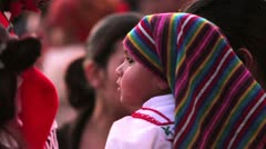 Mexican Child Stock Footage