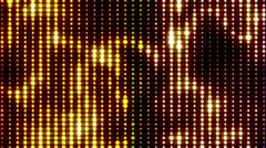 Colorful Led Lights 02 loop - stock footage