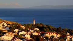 Bol, Croatia Stock Footage