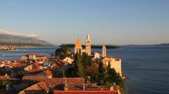 Croatia, Rab Stock Footage