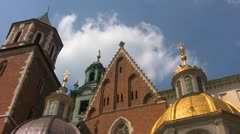Poland, Krakow - stock footage