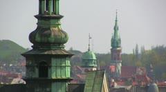 Poland, Krakow Stock Footage