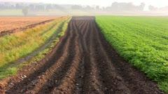 Soil Stock Footage