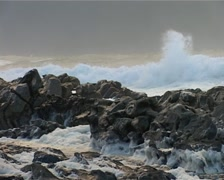Dramatic Oceanscape GFSD Stock Footage