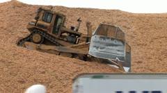 Bulldozer 5 Stock Footage