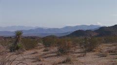 Desert Basin 4 Stock Footage