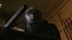 welding 05 HD - stock footage
