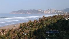 Acapulco Diamante Time Lapse (HD) Stock Footage