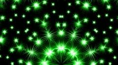 STARS SPARKLING 5 Stock Footage