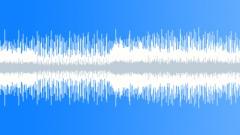 Forest Sprint Underscore Loop Stock Music