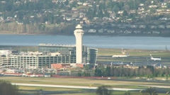 Portland Airport Stock Footage