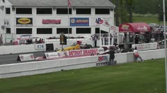 DRAGRACING-087 SLOW MOTION Stock Footage