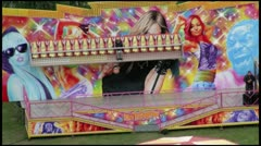 Carousel - stock footage