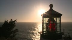 Stock Video Footage of Cape Mears Lighthouse PST 0453 01