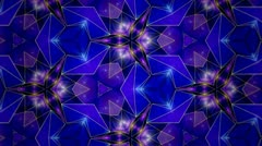 Purple - Kaleidoscop - Main Stock Footage