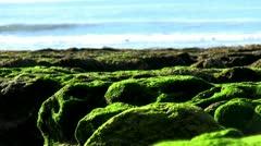 Algarve beach Stock Footage