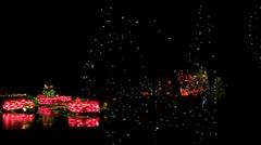 Chinese Lanterns - stock footage