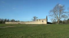 The Nunnery, Godstow, Oxford Stock Footage