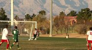 Stock Video Footage of Nevada Soccer HD