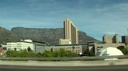 Stock Video Footage of cape town drive past