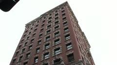 Stock Video Footage of Fancy Building Tilt