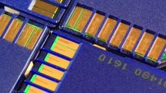 Secure digital memory cards Stock Footage