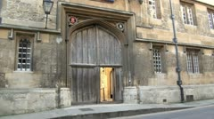 Corpus Christi College, Oxford Stock Footage