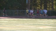 Stock Video Footage of Girls track team at practice (1 of 5)