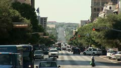 Congress ST - stock footage