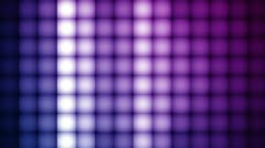 Vertical music Wall ( series 1 - version from 1 to 10 ) - stock footage