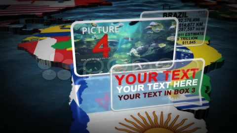 After Effects Project - Pond5 3D World Travel 10686096