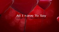 WITH ALL MY LOVE Stock After Effects