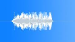 Raspberry 3 - sound effect