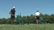 Stock Video Footage of Driving range (1 of 4)