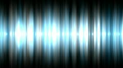 Audio waveform Stock Footage