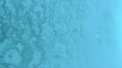 Abstract Winter Background - stock footage