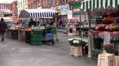 Streets of Dublin 3 Stock Footage