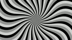 Spiral Sunbeams Loop2 Stock Footage