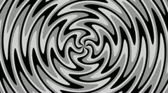 Spiral Sunbeams Loop4 Stock Footage