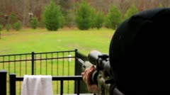 Guns AR 15, faster Stock Footage