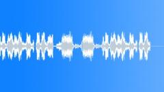Vinyl Crazy Scratch 95 bpm 2 Sound Effect