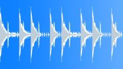 Vinyyli Fast Scratch 100 bpm Beat 1 Äänitehoste