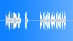 Scratch Groove 105 1 Sound Effect