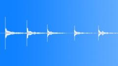 Metal Spoon Five Hits 1 Sound Effect