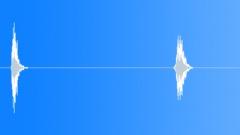 Dog Barks 3 Times 1 Sound Effect