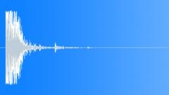 Wood Bash 1 - sound effect
