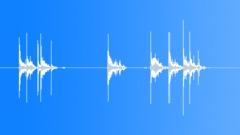 Mulitple Coin Toss Sound Effect
