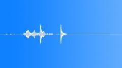 Umbrella Close 1 - sound effect