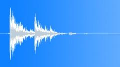 Kitchen Pots Bang 3 - sound effect