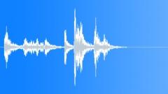 Kitchen Pots Bang 5 - sound effect